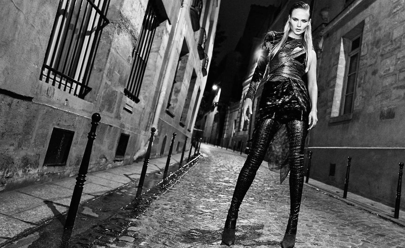 Campagne Balmain - Automne/hiver 2017-2018 - Photo 5