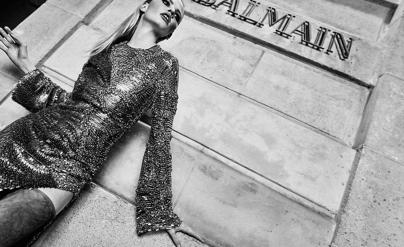 Campagne Balmain - Automne/hiver 2017-2018 - Photo 7