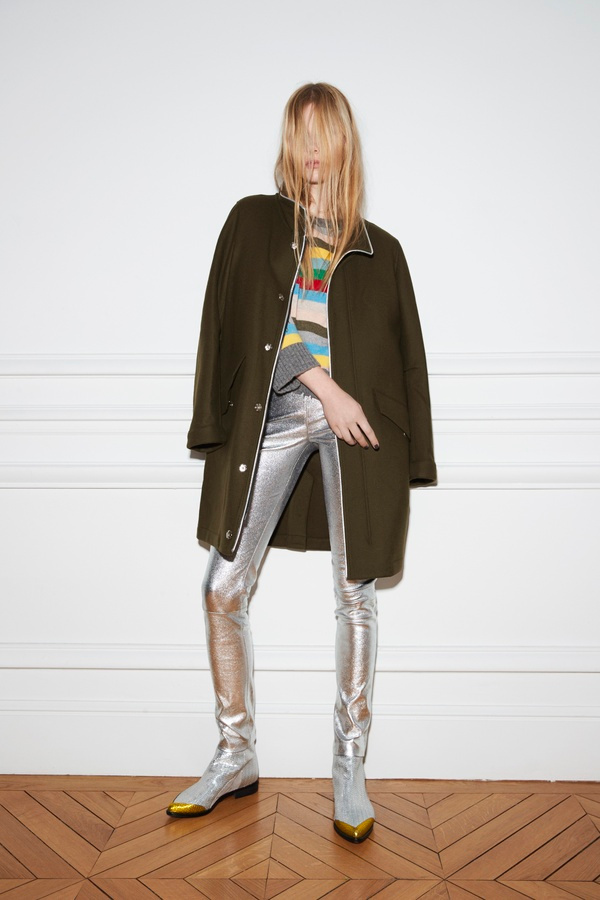 Collection Zadig & Voltaire - Automne/hiver 2017-2018 - Photo 1