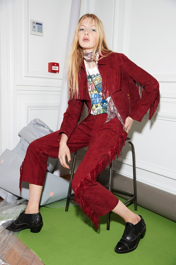 Collection Zadig & Voltaire - Automne/hiver 2017-2018 - Photo 2