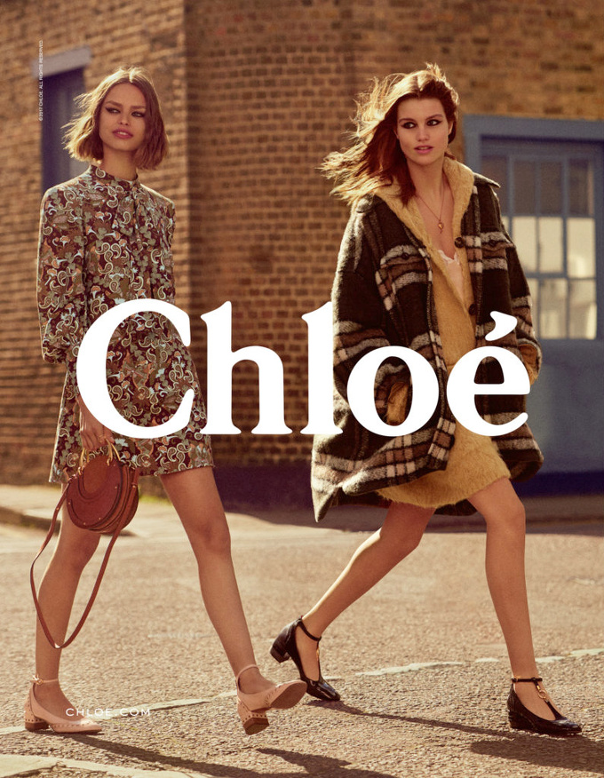 Campagne Chloé - Automne/hiver 2017-2018 - Photo 1
