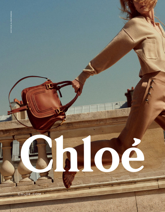 Campagne Chloé - Automne/hiver 2017-2018 - Photo 3