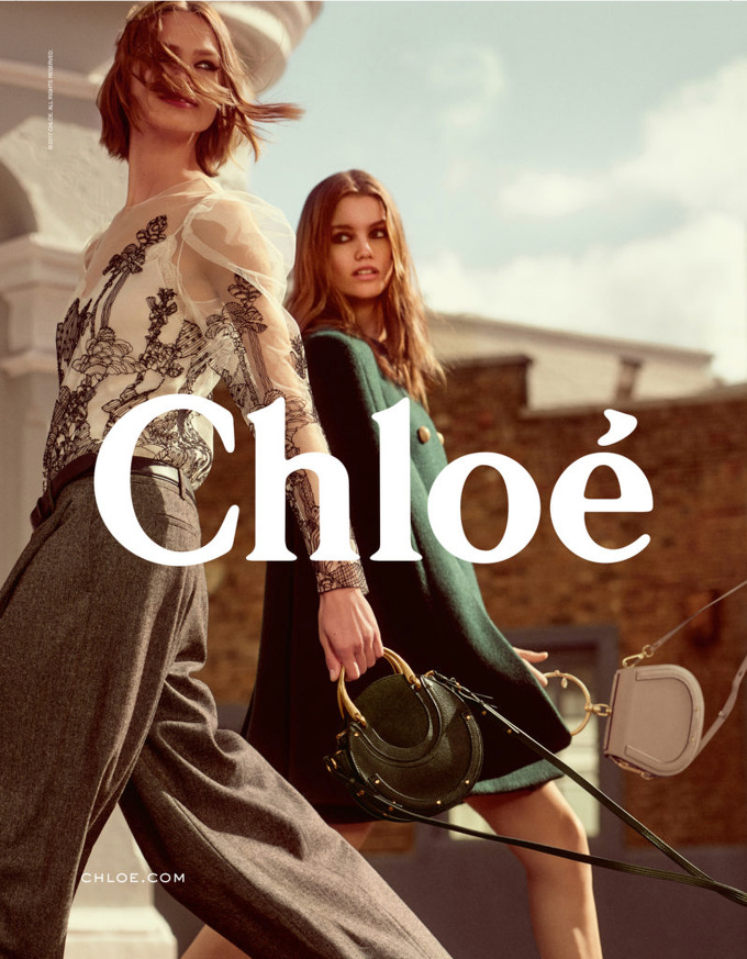 Campagne Chloé - Automne/hiver 2017-2018 - Photo 4