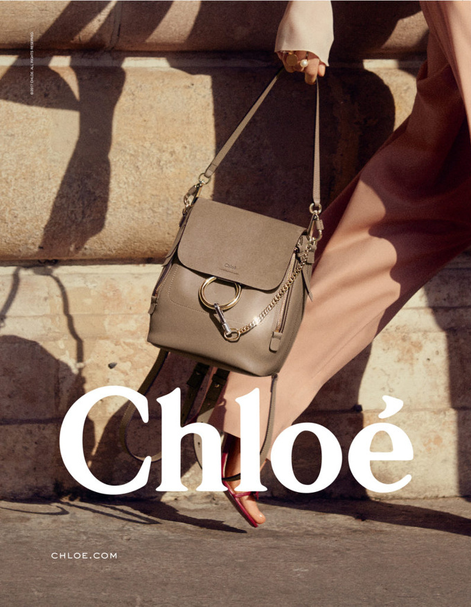 Campagne Chloé - Automne/hiver 2017-2018 - Photo 5