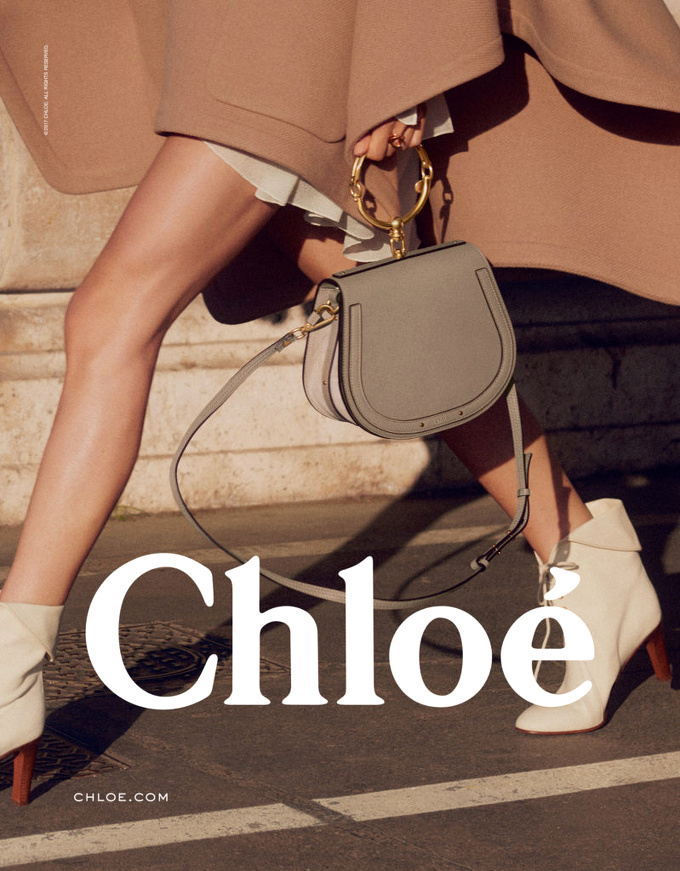 Campagne Chloé - Automne/hiver 2017-2018 - Photo 7