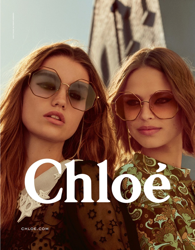 Campagne Chloé - Automne/hiver 2017-2018 - Photo 8