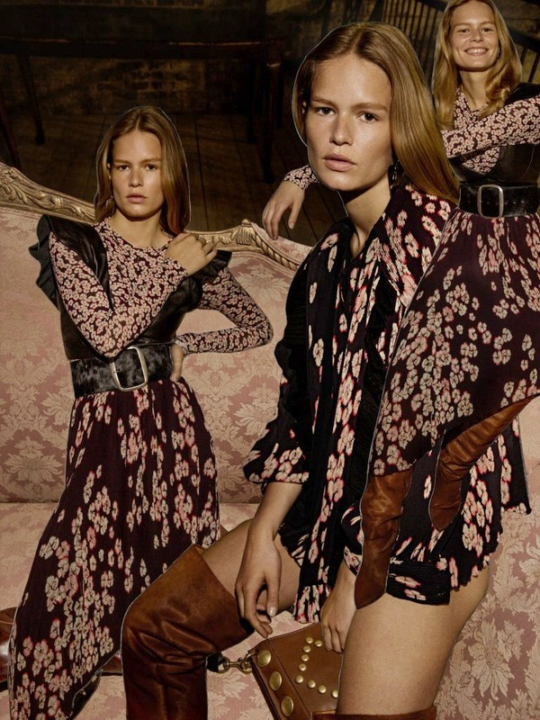 Campagne Isabel Marant - Automne/hiver 2017-2018 - Photo 2