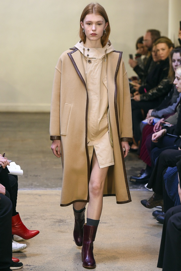 Collection A.P.C. - Automne/hiver 2017-2018 - Photo 4