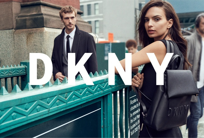 Campagne DKNY - Automne/hiver 2017-2018 - Photo 1