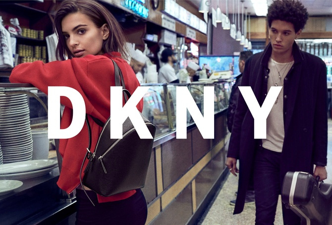 Campagne DKNY - Automne/hiver 2017-2018 - Photo 2