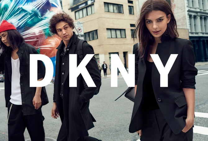 Campagne DKNY - Automne/hiver 2017-2018 - Photo 3