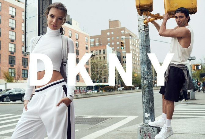 Campagne DKNY - Automne/hiver 2017-2018 - Photo 8