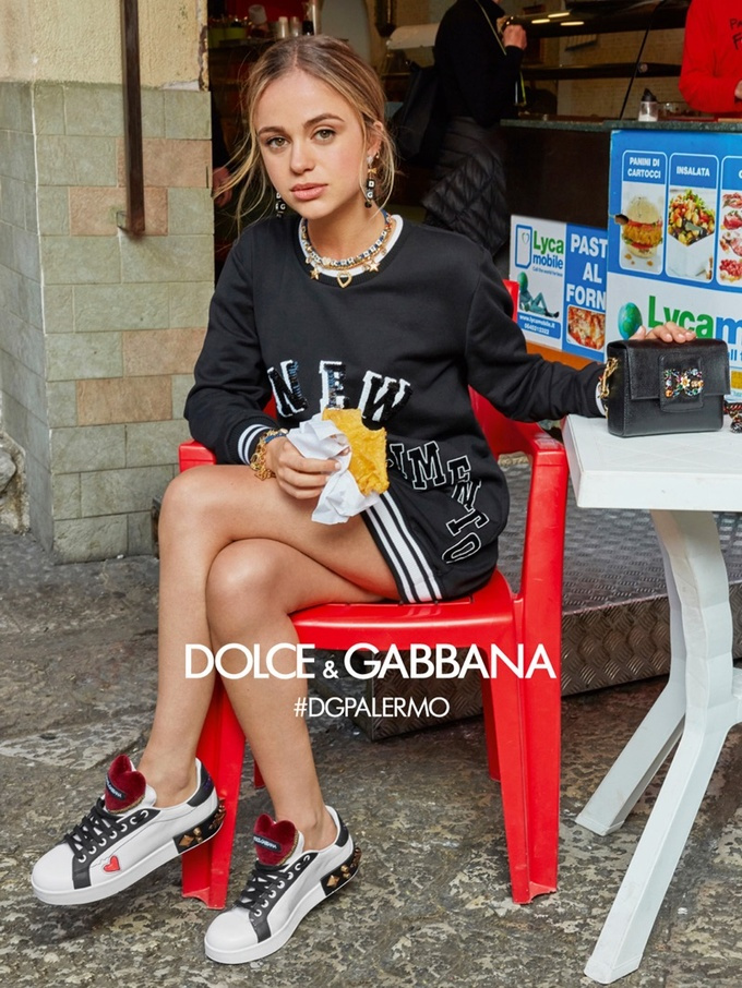 Campagne Dolce & Gabbana - Automne/hiver 2017-2018 - Photo 3