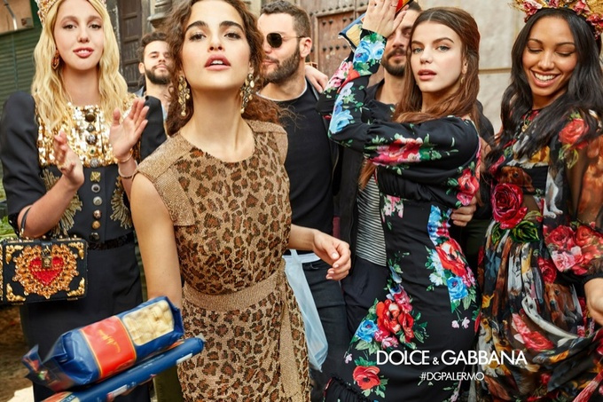 Campagne Dolce & Gabbana - Automne/hiver 2017-2018 - Photo 5