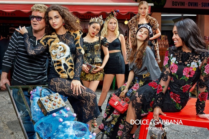 Campagne Dolce & Gabbana - Automne/hiver 2017-2018 - Photo 6