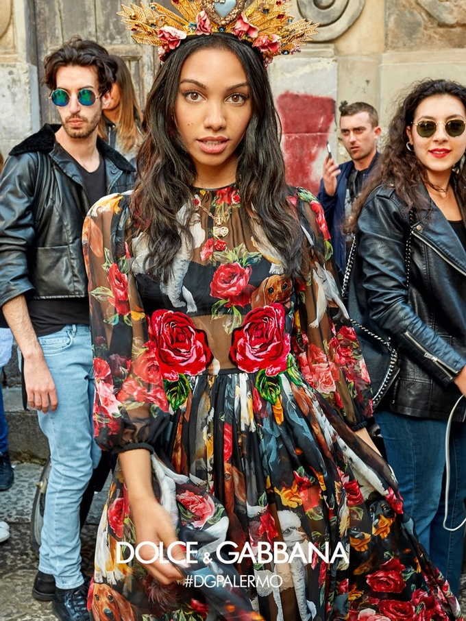 Campagne Dolce & Gabbana - Automne/hiver 2017-2018 - Photo 10
