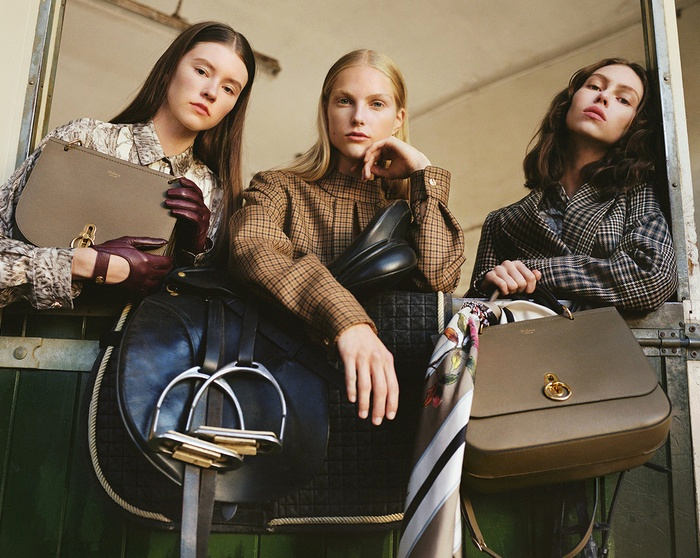 Campagne Mulberry - Automne/hiver 2017-2018 - Photo 3