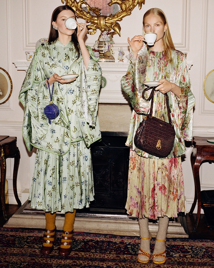 Campagne Mulberry - Automne/hiver 2017-2018 - Photo 4
