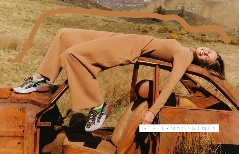 Campagne Stella McCartney - Automne/hiver 2017-2018 - Photo 1