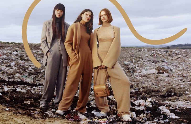 Campagne Stella McCartney - Automne/hiver 2017-2018 - Photo 2