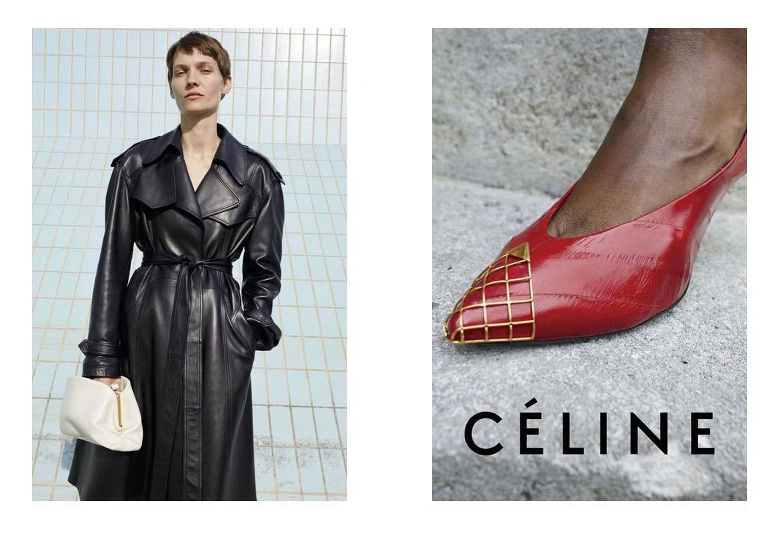 Campagne Céline - Printemps/été 2018 - Photo 4