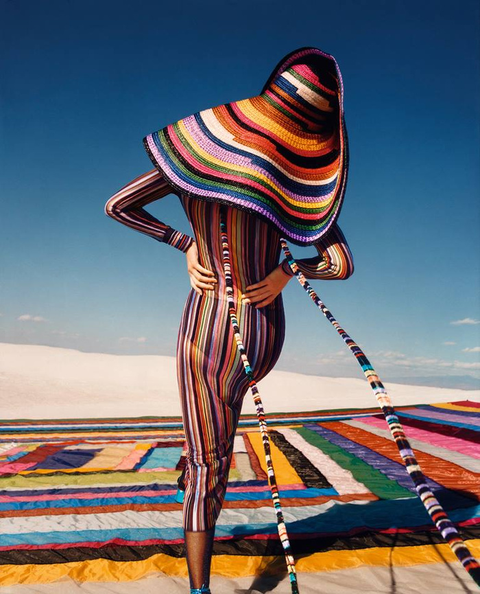 Campagne Missoni - Printemps/été 2018 - Photo 1