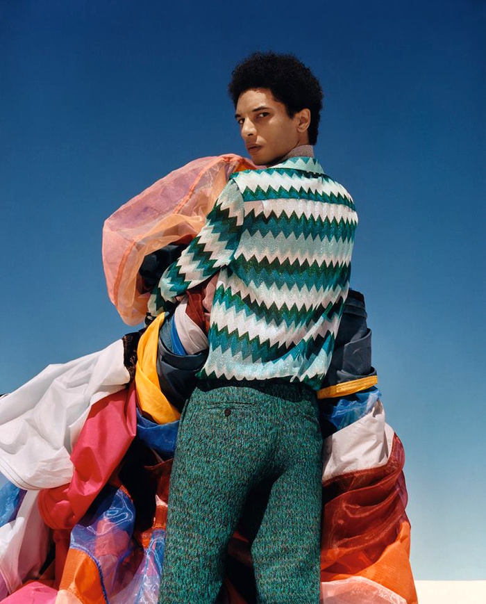 Campagne Missoni - Printemps/été 2018 - Photo 4