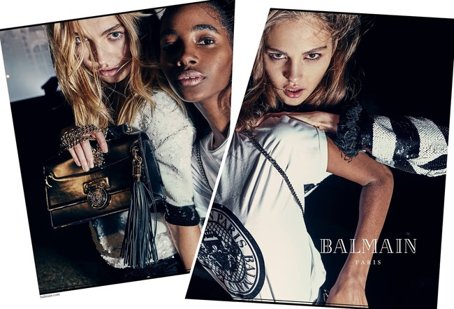 Campagne Balmain - Printemps/été 2018 - Photo 7
