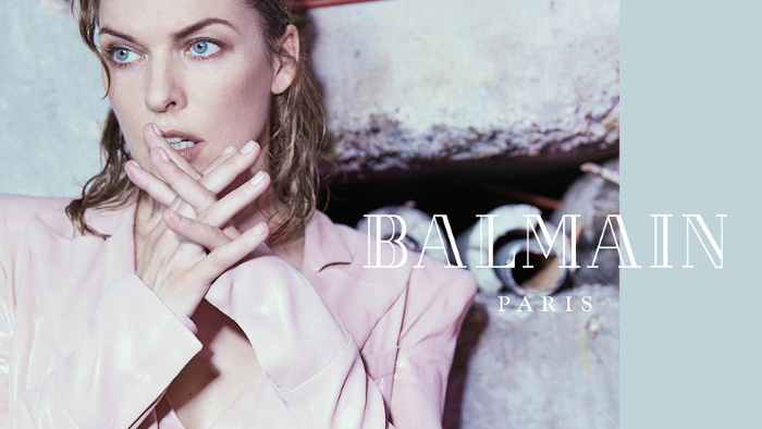 Campagne Balmain - Automne/hiver 2018-2019 - Photo 4