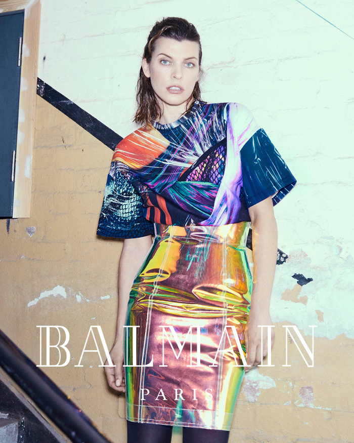 Campagne Balmain - Automne/hiver 2018-2019 - Photo 5