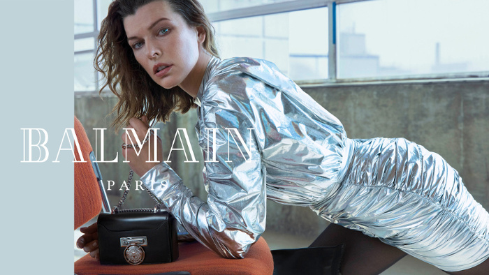 Campagne Balmain - Automne/hiver 2018-2019 - Photo 6