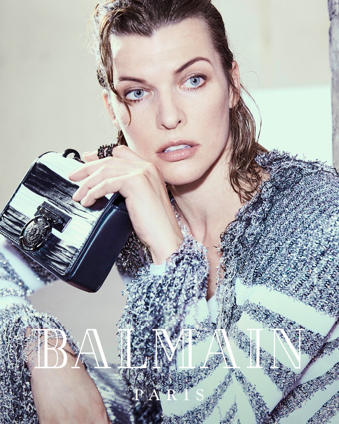 Campagne Balmain - Automne/hiver 2018-2019 - Photo 8