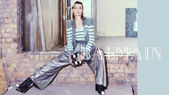 Campagne Balmain - Automne/hiver 2018-2019 - Photo 10