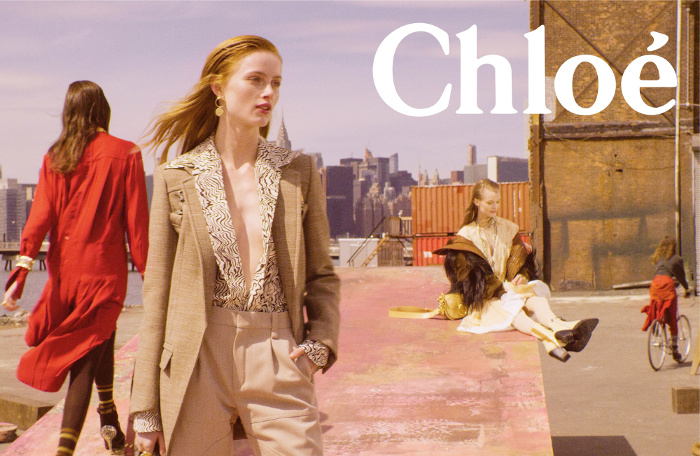 Campagne Chloé - Automne/hiver 2018-2019 - Photo 1