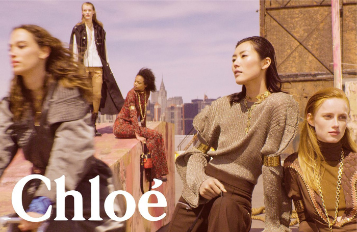 Campagne Chloé - Automne/hiver 2018-2019 - Photo 3