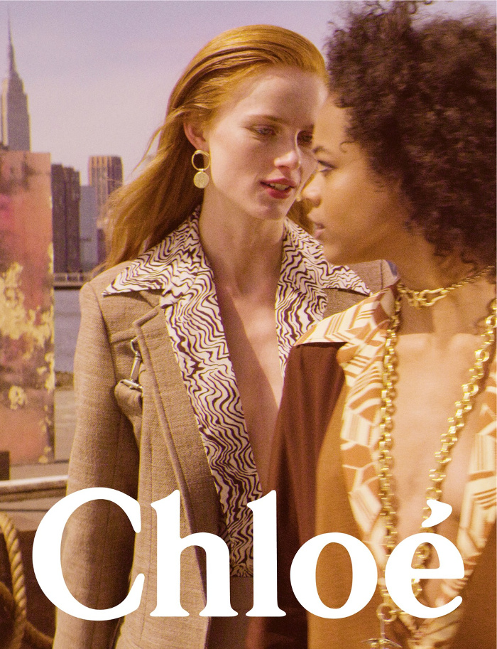 Campagne Chloé - Automne/hiver 2018-2019 - Photo 5