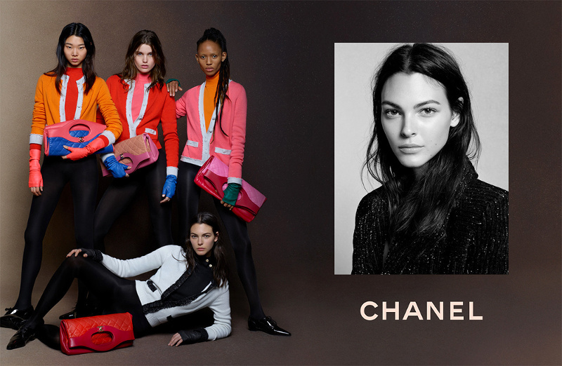 Campagne Chanel - Automne/hiver 2018-2019 - Photo 3