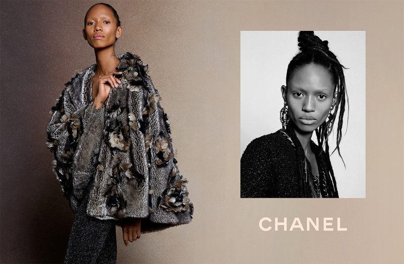 Campagne Chanel - Automne/hiver 2018-2019 - Photo 4