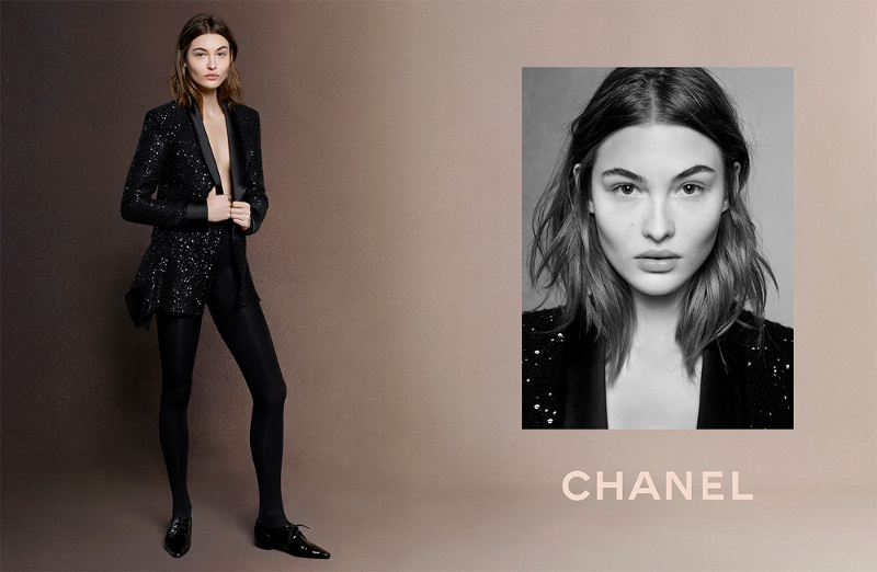 Campagne Chanel - Automne/hiver 2018-2019 - Photo 5