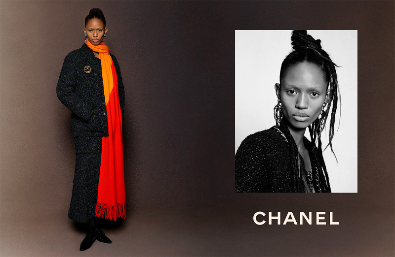 Campagne Chanel - Automne/hiver 2018-2019 - Photo 6
