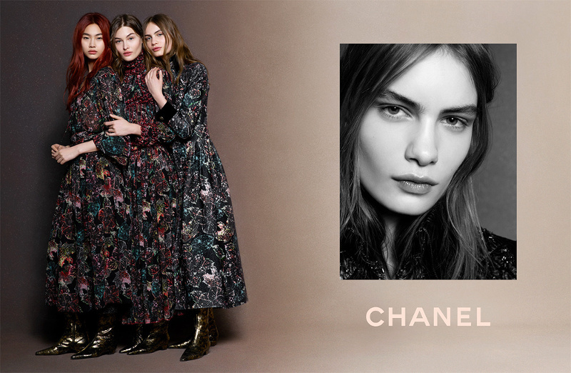 Campagne Chanel - Automne/hiver 2018-2019 - Photo 8