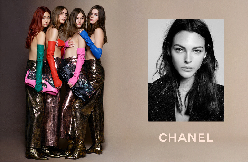 Campagne Chanel - Automne/hiver 2018-2019 - Photo 9