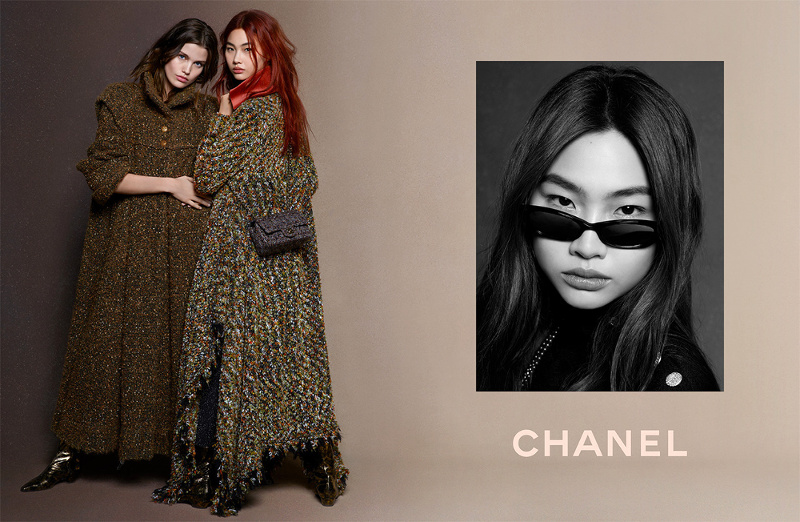 Campagne Chanel - Automne/hiver 2018-2019 - Photo 10