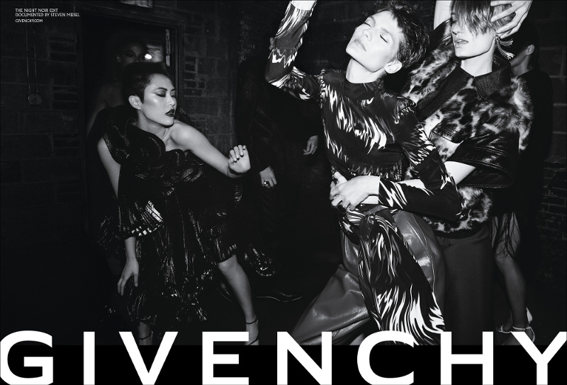 Campagne Givenchy - Automne/hiver 2018-2019 - Photo 1