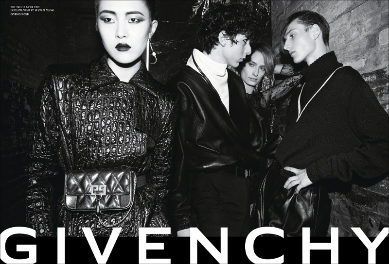 Campagne Givenchy - Automne/hiver 2018-2019 - Photo 2