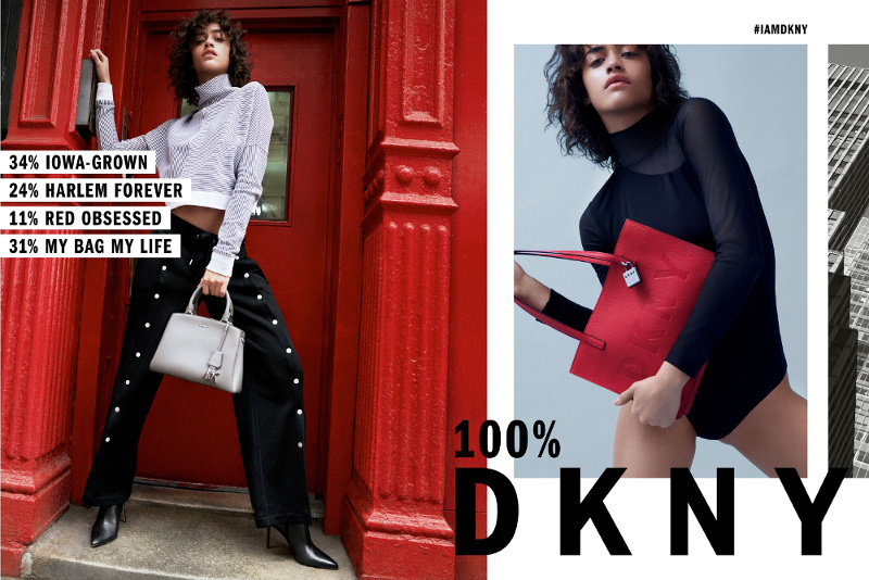 Campagne DKNY - Automne/hiver 2018-2019 - Photo 1