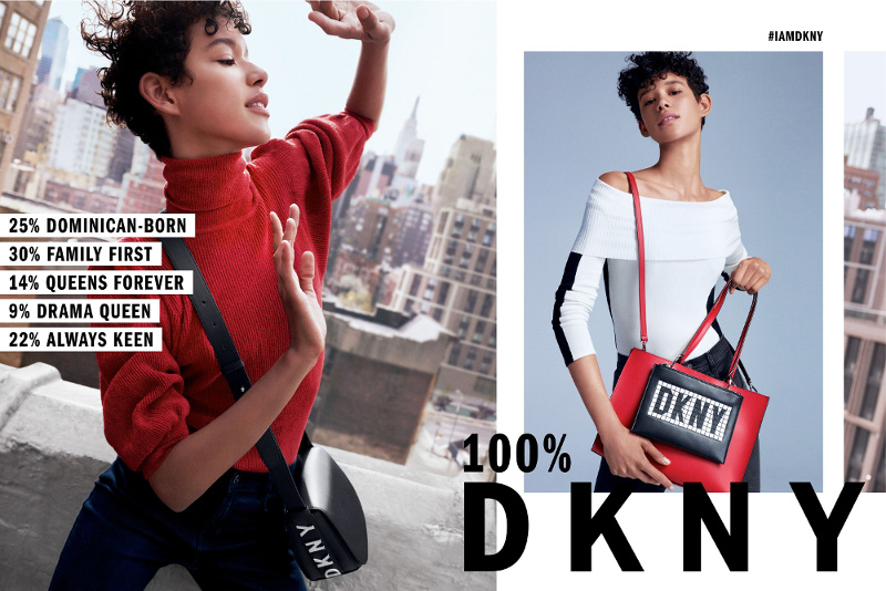 Campagne DKNY - Automne/hiver 2018-2019 - Photo 2