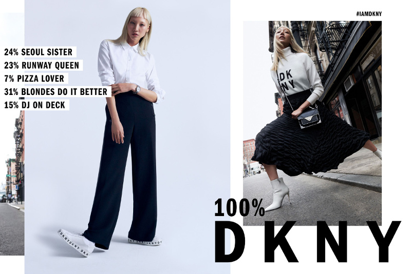 Campagne DKNY - Automne/hiver 2018-2019 - Photo 3