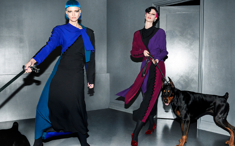 Campagne Marc Jacobs - Automne/hiver 2018-2019 - Photo 1