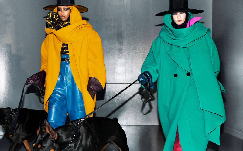 Campagne Marc Jacobs - Automne/hiver 2018-2019 - Photo 2